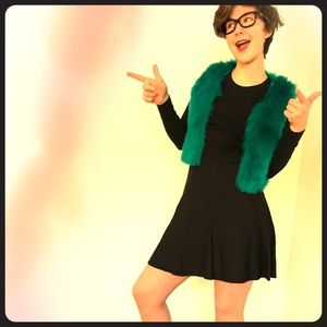 Silk blend Theory knit dress NWOT